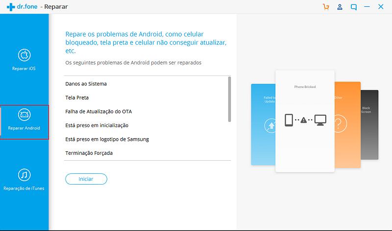 select android repair