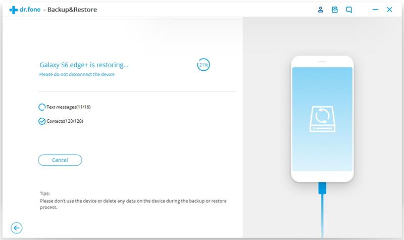 Android-Gerät Datensicherung und Wiederherstellung