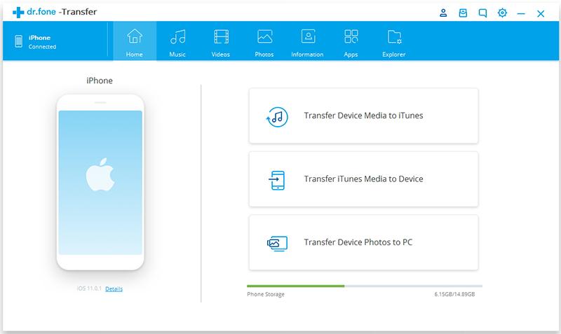 iphone medien an itunes übertragen - ihr apple gerät verbinden