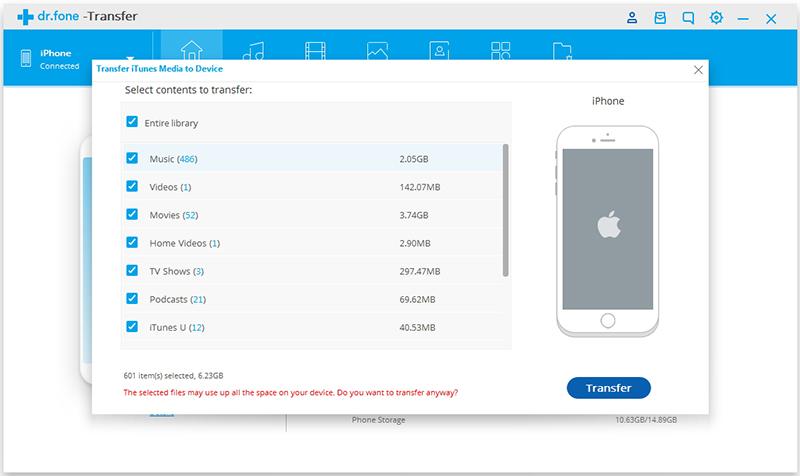 Audio vom Computer auf iPhone/iPad/iPod übertragen - Musik zum iDevice hinzufügen