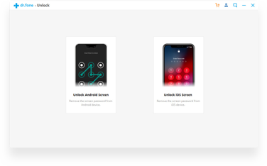 unlock iphone step 1