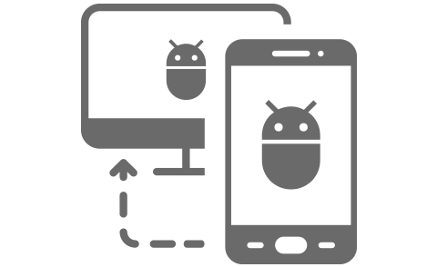 android mirror
