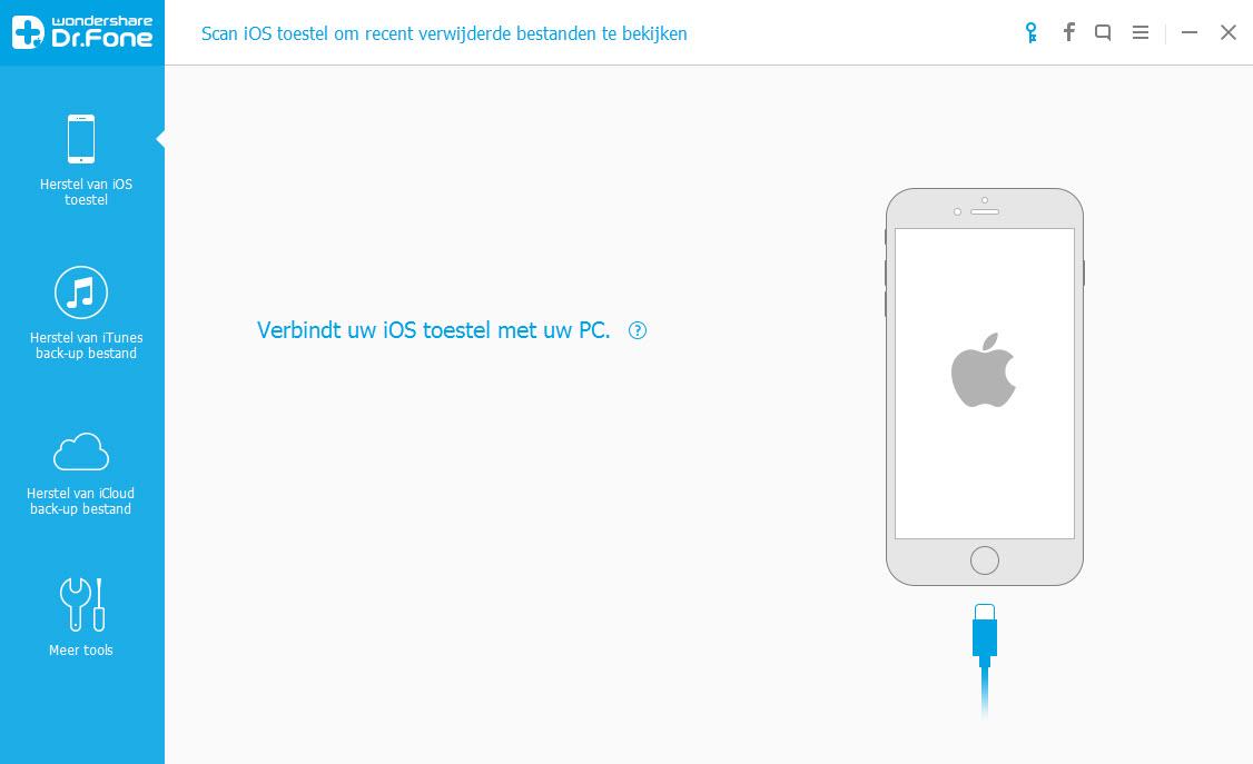 iOS Data Herstel