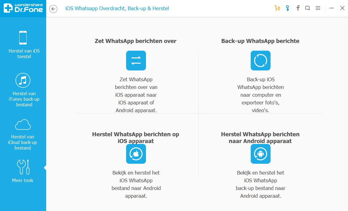ios whatsaapp transfer