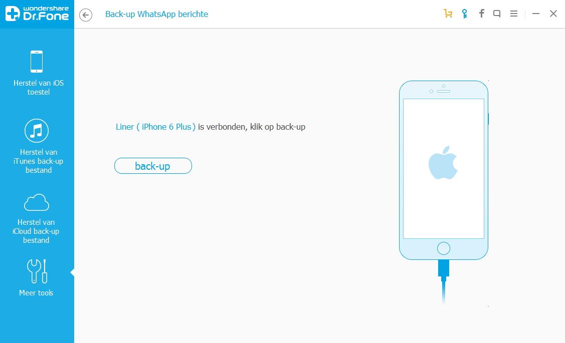 ios whatsapp restore