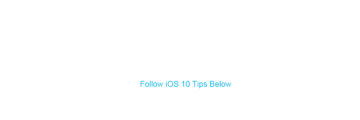 Simple Guide to Upgrade to iOS 10 without Losing Data
